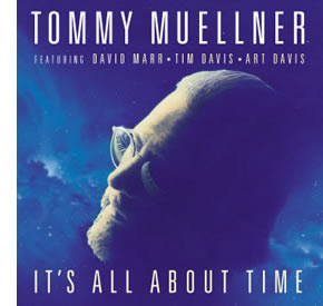 "Featured recording ""It's (All) About Time"""